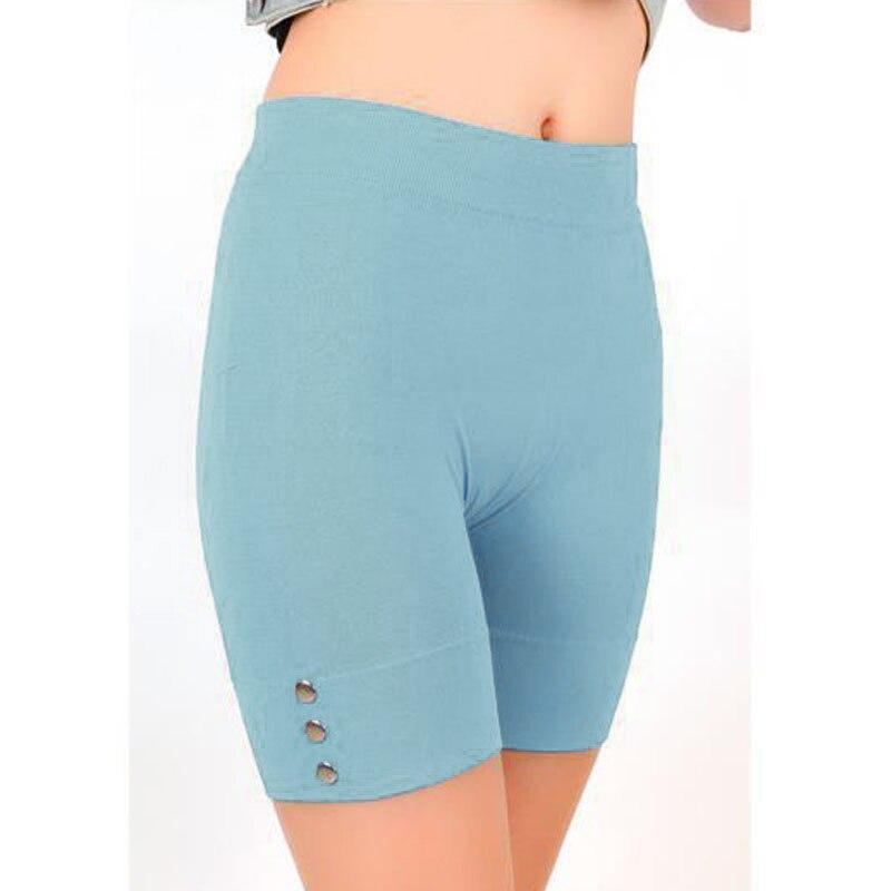 Спортивные женские шорты для бега Летние Короткие повседневные однотонные тонкие спортивные штаны с высокой талией эластичные короткие сп...