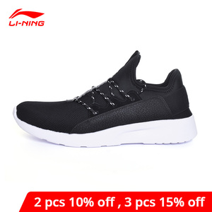 Image 1 - Li Ning Men Entrylist DX200 Lifestyle Sport Shoes LiNing li ning Sports Life Fitness Sneakers Light Sport Shoes GLKM071 YXB103