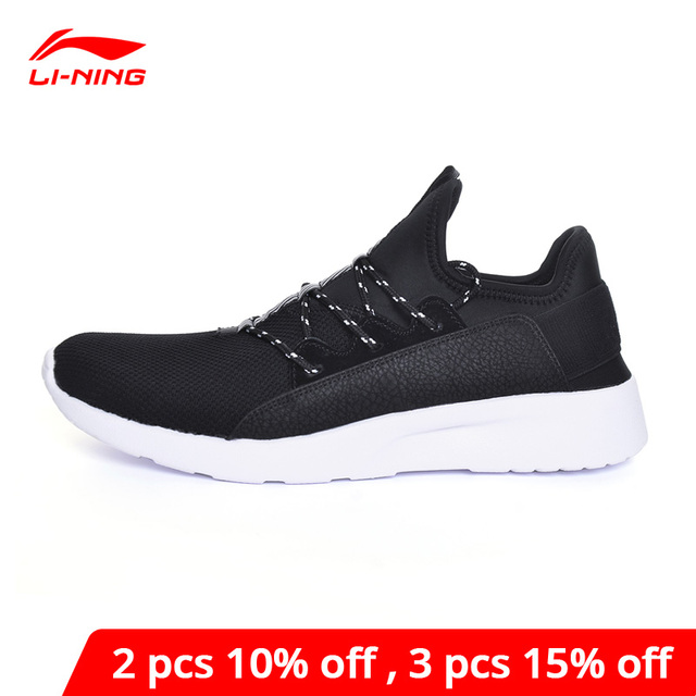 Li Ning Men Entrylist DX200 Lifestyle Sport Shoes LiNing li ning Sports Life Fitness Sneakers Light Sport Shoes GLKM071 YXB103