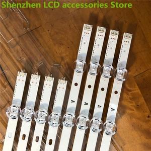 Image 3 - 8 قطعة x LED الخلفية 9 leds ل LG 47 بوصة التلفزيون innotek DRT 3.0 LG47lb5610 6916L 1715A 1716A 100% جديد