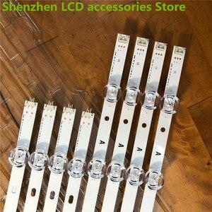 Image 3 - 8pcs x LED Backlight  9 leds for LG 47 inch TV innotek DRT 3.0 LG47lb5610 6916L 1715A 1716A  100%NEW