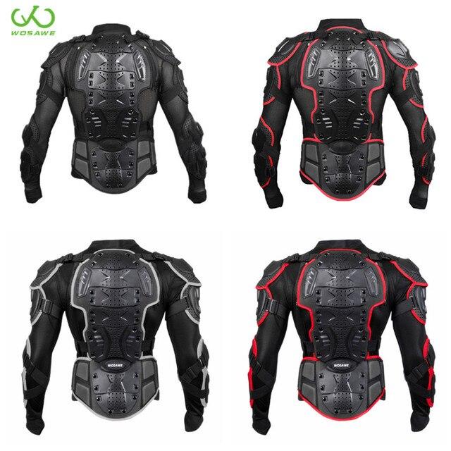 Motorrad Schutz Rüstung Jacken Brust Zurück Schutz Getriebe Motocross Ski Skateboard Snowboard Sicherheit Jacke Körper Protector