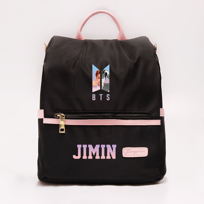 Waterproof  Fashion Backpack  Related Celebrity Inspired School Bag  New Style Korean-style Bag