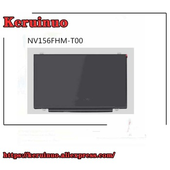 15.6'' Replacemente LED LCD Display TouchScreenNV156FHM-T00 FOR HP 40 PIN 1920*1080 Narrow frame