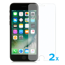 2.5D 9H Tempered Glass Screen Protector For iPhone 6 6S 7 8 Plus SE 4S 5S XR XS Max 11 Pro Max Film glass screen protector 2 5d 9h tempered glass screen protector for iphone 6 6s 7 8 plus se 4s 5s xr xs max 11 pro max film glass screen protector