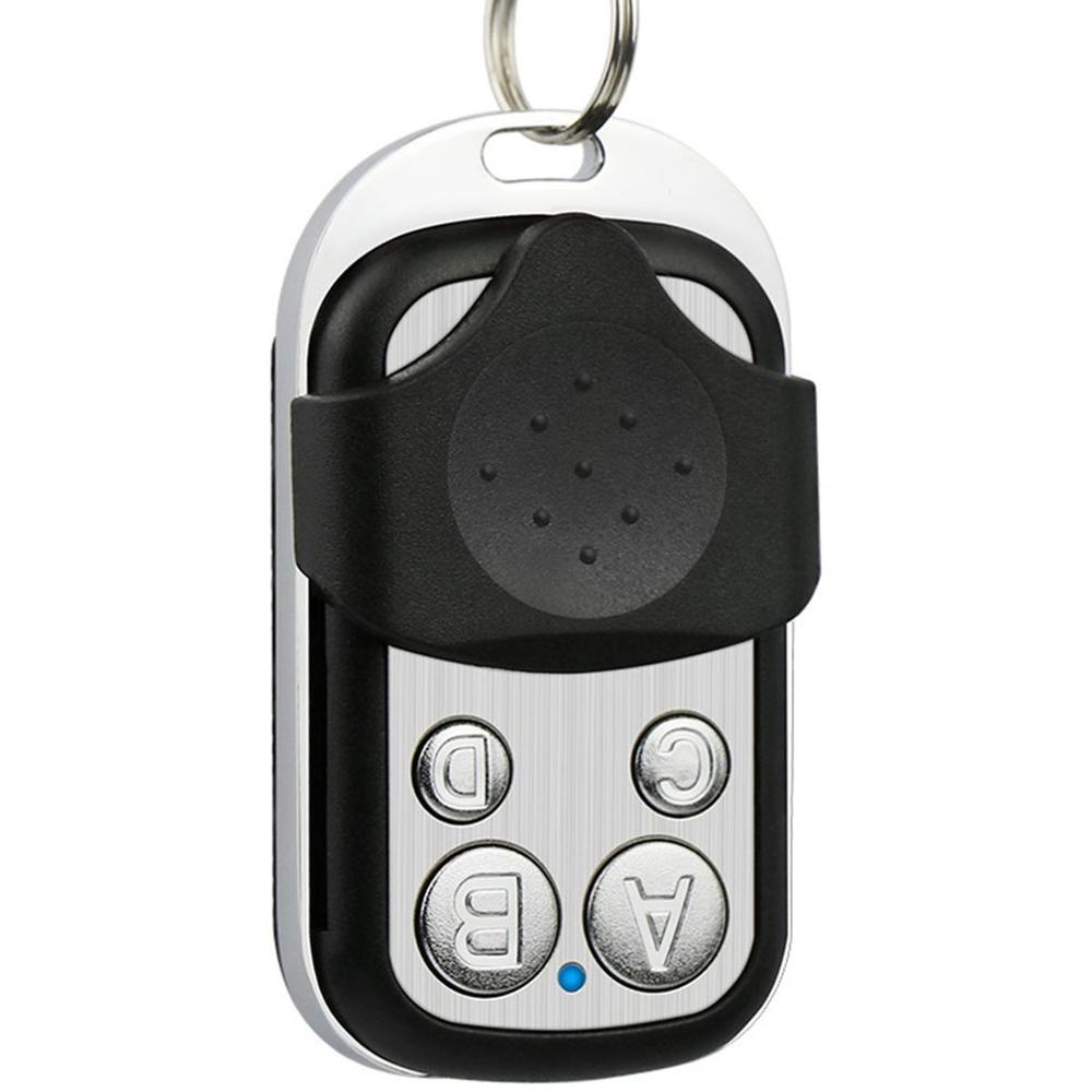ABCD Wireless RF <font><b>Remote</b></font> Control 433 MHz Electric Gate <font><b>Garage</b></font> Door <font><b>Remote</b></font> <font><b>Key</b></font> Fob Controller image