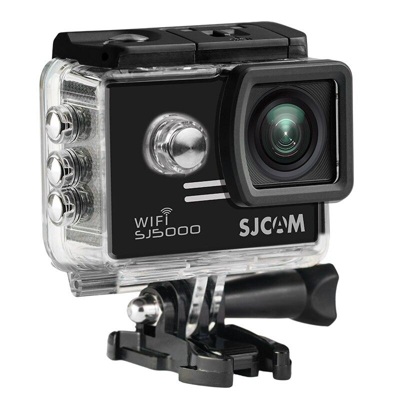 Дешево! Оригинальная Экшн камера SJCAM SJ5000 Wifi 30fps Спортивная DV 2,0 lcd NTK96655 Водонепроницаемая видеокамера для дайвинга 30 м