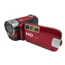 цена на Mini Portable 2.7 Inch Digital Video Camera Camcorder TFT LCD Screen Full HD 16x Zoom DV Camera COMS Video Recoding