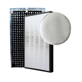 1set (3pcs) Air Purifier Hepa Deodorizing Humidifier for replacement Panasonic F-VXJ70 VXK70 VC70XK VXL70 VC70XJ f zxhd55c f zxhp55c air purifier hepa filter for panasonic f pxh55c f vxh50c f vjl55c f vxk40c air purifier parts filter
