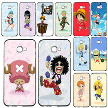 One Piece Q Style Soft Silicone TPU Mobile Phone