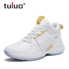 Basketball-Shoes High-Top Superstar Men Breathable Master-Cushioning Mixed-Color Boys