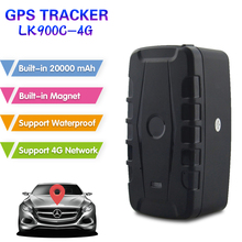 Gps-Tracker Alarm-Function Low-Battery Super-Standby 4G with Alert Dropped Time 2000