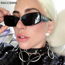 Novo popular ins óculos de sol marca feminina designer gaga senhora óculos unissex óculos de sol y2k ceo estilo matiz doces cor uv400 tons