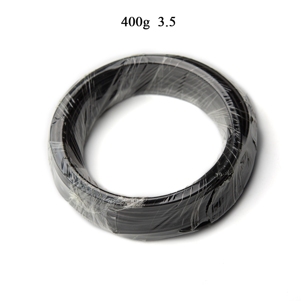Bonsai Aluminum Training Wire Roll Bonsai Tools 3 5 mm diameter 400G Roll 15 Meters