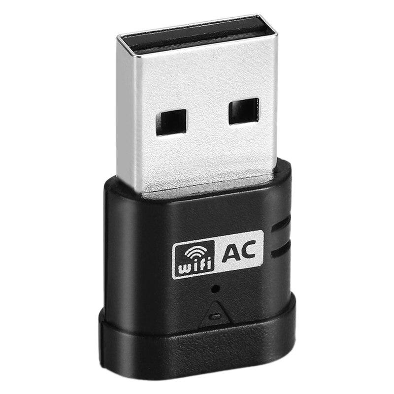 Беспроводная сетевая карта 600M AC беспроводная сетевая карта 2,4G + 5G USB беспроводная сетевая карта ACWIFI приемник