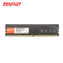 ZENFSAT memoria ram ddr4 4GB 8GB 16GB 32GB Desktop Memory udimm 2133mhz 2400mhz 2666mhz New dimm rams with lifetime warranty