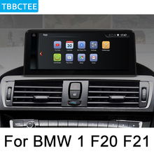 For BMW 1 F20 F21 2013~2017 NBT Android gps WiFIi navigation IPS HD Screen Stereo car multimedia player original Style Autoradio for bmw 1 series m1 f20 f21 2011 2016 liislee car multimedia gps audio hi fi radio stereo original style for nbt navigation navi