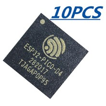 Sip-Module ESP32 Bluetooth QFN48 10PCS Single-Chip-Solution Integrated-2.4ghz Wi-Fi