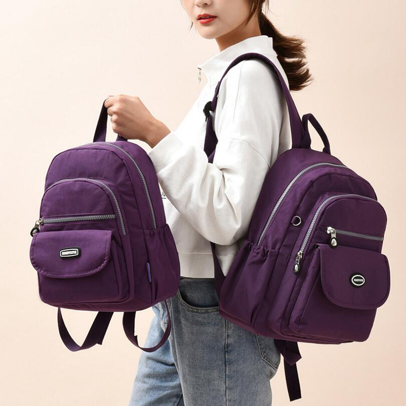 Backpack Mummy Bag Maternity Bags Travel Handbag Baby Bags For Mom Backpacks Multifunction For Stroller BXY089
