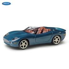 WELLY 1:24   Jaguar XK180  machine Simulation Alloy Car Model Collection toy tools Die casting все цены