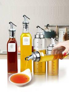 Oilve Oil Sprayer Plastic Oil Bottle Stopper for Seal Leakproof Oil Bottle Nozzle Liquor Wine/ Sauce/ Oil Spray Dispenser