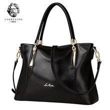 をlaorentou女性最高ハンドバッグ高級女性牛革財布カジュアルなトートバッグの女性のバッグクロスボディショルダーバッグ女性のハンドバッグ