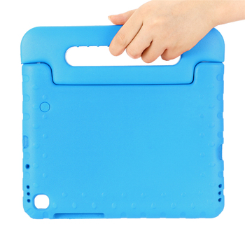 цена на Cover For Samsung Galaxy Tab S6 Lite 10.4 inch Case P610 SM-P610 P615 Case EVA Shockproof Children Kids Handle Stand Cover Cases