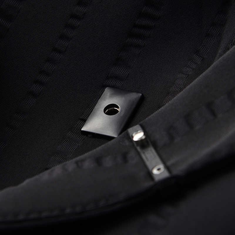 Окрашенная мужская пряжа размера плюс 4xl Роскошная вертикальная полоса тонкая мужская куртка высокое качество пиджак и куртки для мужчин