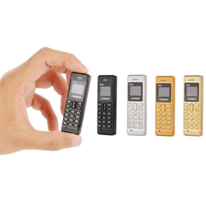 Image 5 - 2G Zanco Nhỏ Fone Worlds Nhỏ Nhất Fone Bộ Sưu Tập Quà Tặng Miễn Phí Với Mọi Mua Hàng Bluetooth 3.0 Chờ Dài Nhỏ Điện Thoại