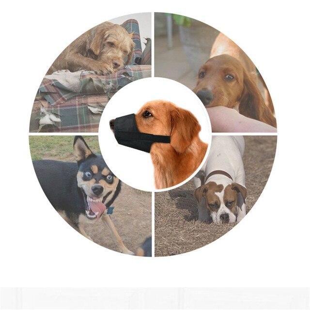 Breathable Dog Muzzle  2