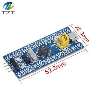 Image 3 - TZT STM32F103C8T6 ARM STM32 Minimum System Development Board STM Module For arduino original