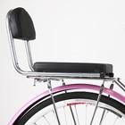 Bike Rear Seat Soft ...
