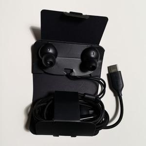 Image 5 - サムスンイヤホンakg eo IG955 タイプc マイクと耳ワイヤーヘッドセットギャラクシーサムスンS20 note10/note10 + huawei社のスマートフォン