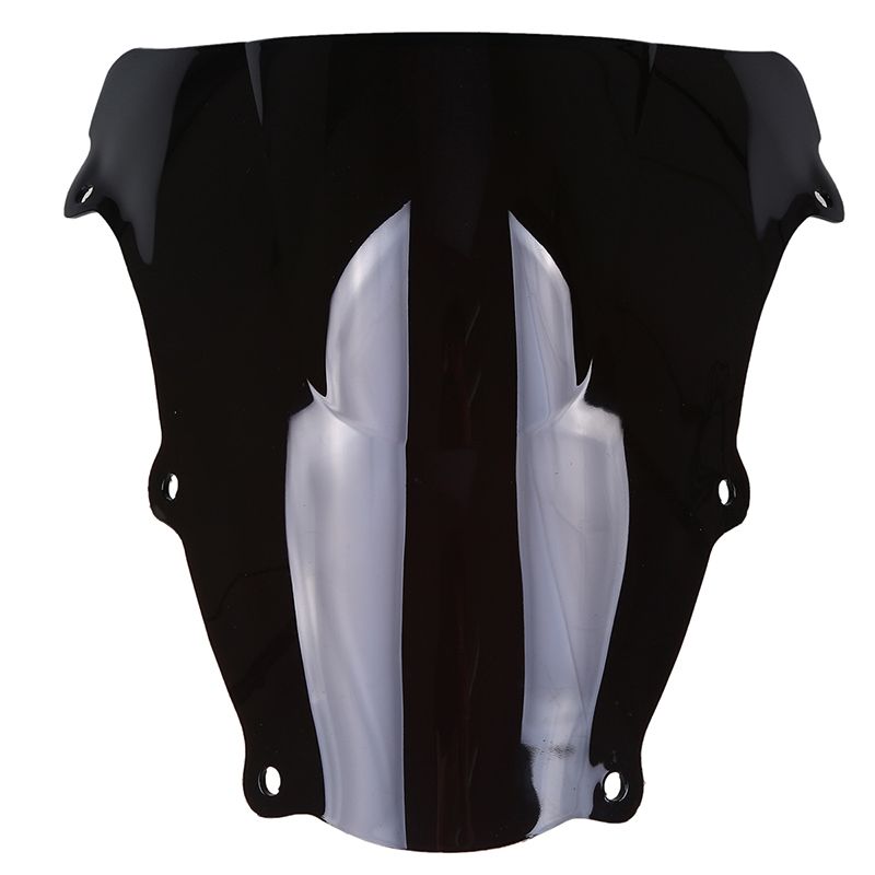 Motorcycle Windshield Windscreen Wind Deflectors Scooter Windscreen For <font><b>Suzuki</b></font> SV650 <font><b>SV1000</b></font> <font><b>2003</b></font> 2004 2005 2006 <font><b>2007</b></font> 2008 2009 image