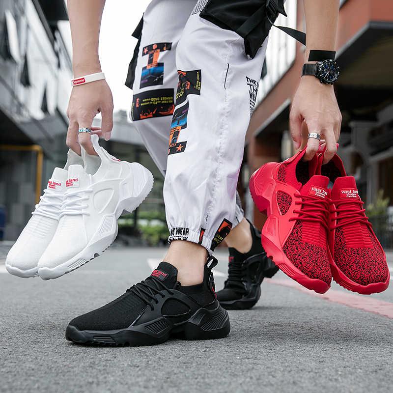 Повседневная обувь Мужская Спортивная летняя дышащая Новинка модная