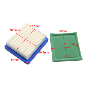 Image 2 - Motorcycle Air Filter For Tecumseh 36046 740061 36634 OH95 OH195 OHH50 OHH55 OHH60 OHH65 VLV50, VLV55 VLV60 VLV66 and VLV126