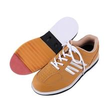 Мужская обувь для боулинга, нескользящая подошва, тренировочные кроссовки, Мужская дышащая удобная обувь, размер US 6-10