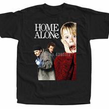 Мужская футболка с постером на тему фильма «Дом» уличная одежда