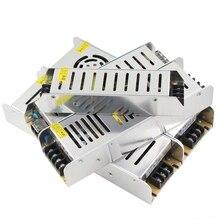 цена на Power Supply 12V Lighting Transformer 36W 60W 100W 120W 150W 180W 200W 250W AC DC Transformer 220V 12V Power Supply Alimentation