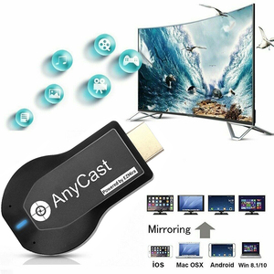 Image 3 - Anycast Miracast Airplay HDMI compatible 1080P TV USB WiFi Wireless Display Dongle Adapters