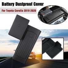 Coperchio protezione batteria auto elettrodo anodo batteria positivo negativo antiruggine per Toyota Corolla 2019 2020 2021