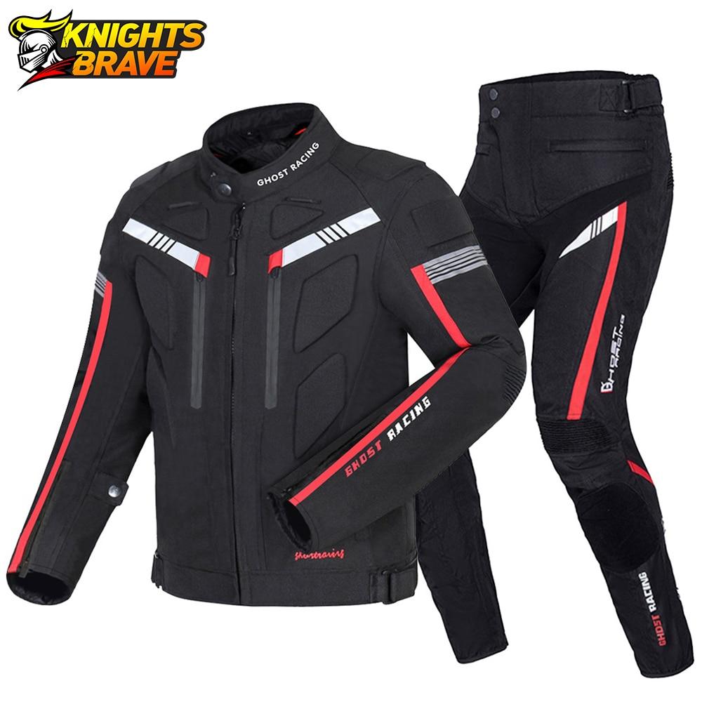 Зимняя мотоциклетная куртка, водонепроницаемая мотоциклетная куртка для мотокросса, Мужская одежда для езды на мотоцикле, защитное снаряж...