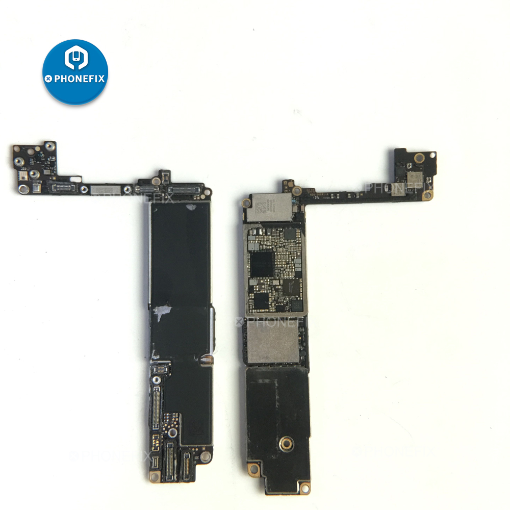 Tools : Damaged Scrap Motherboard For iPhone X Completed Motherboard Junk Used Non Working Logic Board Practise Repair Trainning Skill