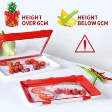 Креативный поднос для сохранения пищи здоровый свежий контейнер