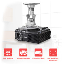 High quality universal projector tripod stand 360 Degree Adjustable XIAOMI LCD ceiling wall mount kit hanger