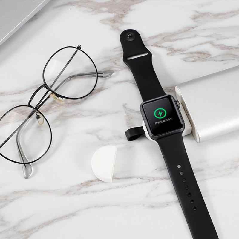 Bezprzewodowa szybka ładowarka do Apple I Watch Series 1 2 3 4 przenośne kable telefoniczne USB ładowarka do ładowania Smart Watch Dock Adapter