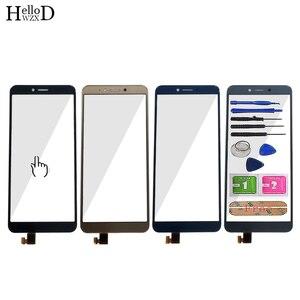 Image 1 - Touch Screen For Lenovo K5 K 5 K 350T Touch Screen Digitizer Sensor Panel Glass Cell Phone For Lenovo K5 / K350t Tools