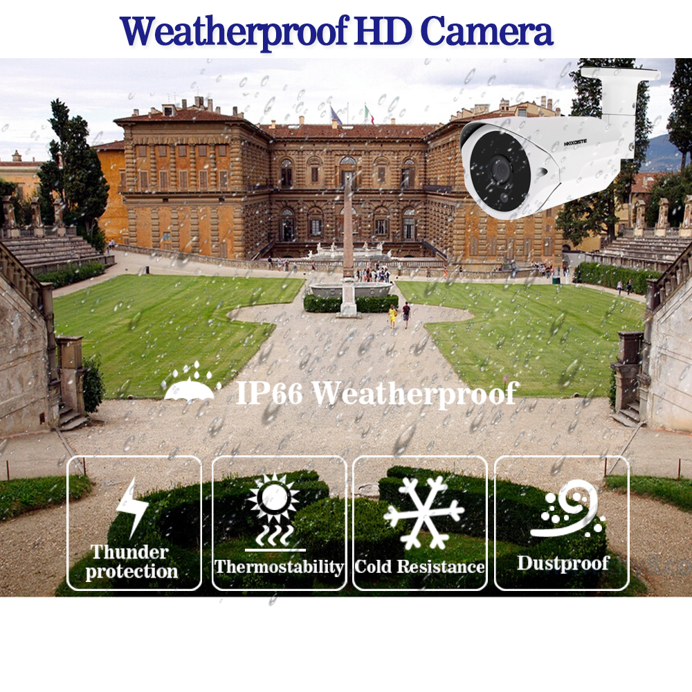 Image 3 - H.265 5MP 16CH AHD DVR Kit Onvif 16Pcs 5.0MP CCTV System Security POE IP Camera Full HD 5MP In/outdoor Video surveillance Camera-in Surveillance System from Security & Protection