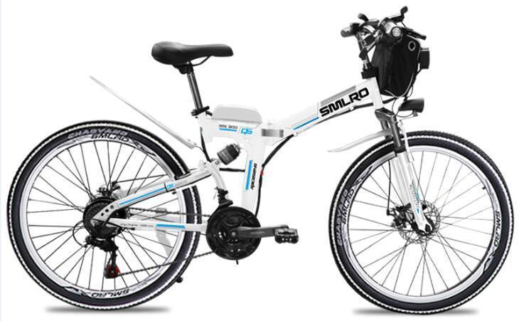 Can choose Samsung batteryBest Chinese Smlro DX3 Price Electric Bike Mini Folding Electric Bike ebike electric motorcycles ebike 1