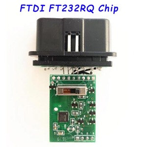 Image 5 - Chip FTDI FT232RL FT232RQ for Fiat KKL OBD2 Auto Car Diagnostic Cable for VAG Car Ecu Scanner Tool 4 Way Switch USB Interfac